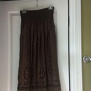 Skirt or dress